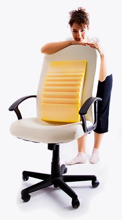 подушка для кресла детензор
